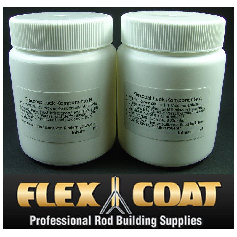 flexcoat 2 komponenten lack in dosen versch gebinde 9 00. Black Bedroom Furniture Sets. Home Design Ideas