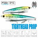 Fish Inc Tighthead Prop 140mm Sinking Stickbait - versch....