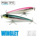 Fish Inc Winglet 87mm/42g Sinking Stickbait - versch. Farben